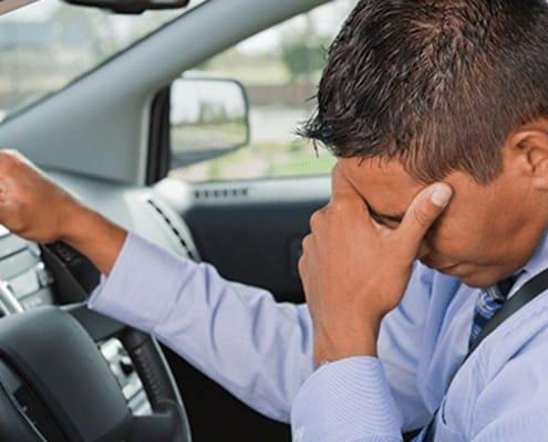 emocije tokom voznje